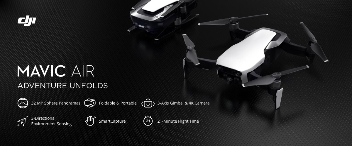 DJI Mavic Air Combo