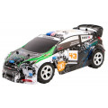 DPJ-auto rally 1:24 radiocomandata superveloce con radio in 2.4ghz