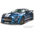 Maisto - 1/18 - FORD USA - MUSTANG SHELBY GT500 COUPE 2020