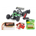Kyosho Inferno Neo 3.0VE 1:8 RC Brushless EP T1 Verde KIT COMBO