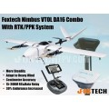 Foxtech Nimbus VTOL V2 RTK/PPK for Mapping and Survey Grey  Version
