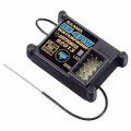 RECEIVER RX-471WP 4 CHANELS 2,4GHZ FH4/3 WATERPROOF