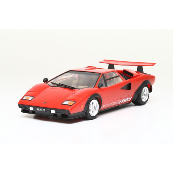 Tamiya 1/24 Lamborghini Countach LP500 Red Clear Coat [Limited Edition]