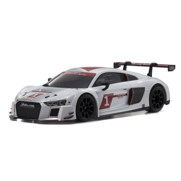Kyosho  MINI-Z RWD AUDI R8 LMS 2015 BIANCA (W-MM/KT531P) K.32323AS
