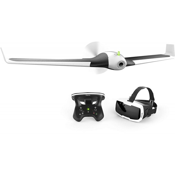 Parrot Disco FPV - Video Full HD/45 Minuti AUTONOMIA/Fino a 80KM/H