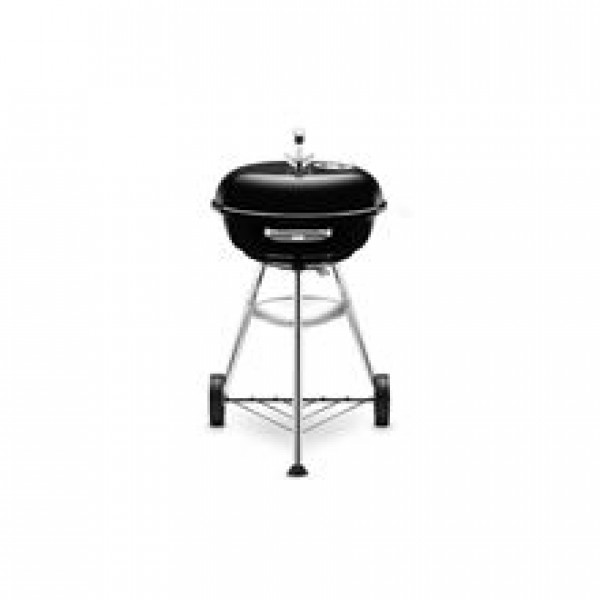 WEBER COMPACT KETTLE - BARBECUE A CARBONE 47 CM