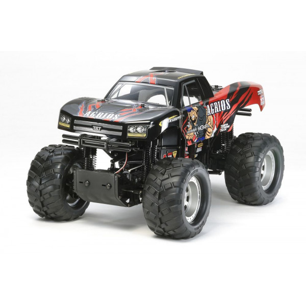AGRIOS MONSTER TRUCK 4WD Telaio TXT-02