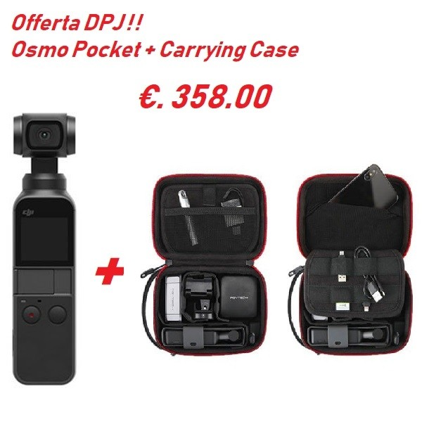 DJI OSMO POCKET. Pronta Consegna.