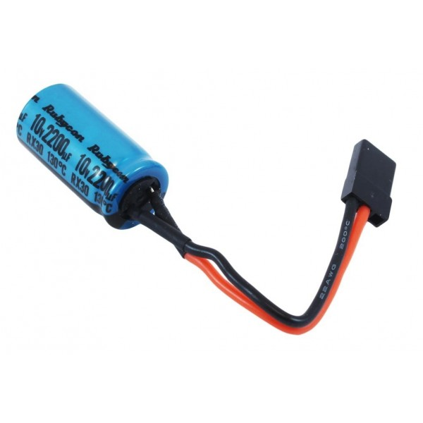 GLITCH BLUSTER POWER CAPACITOR PLUG