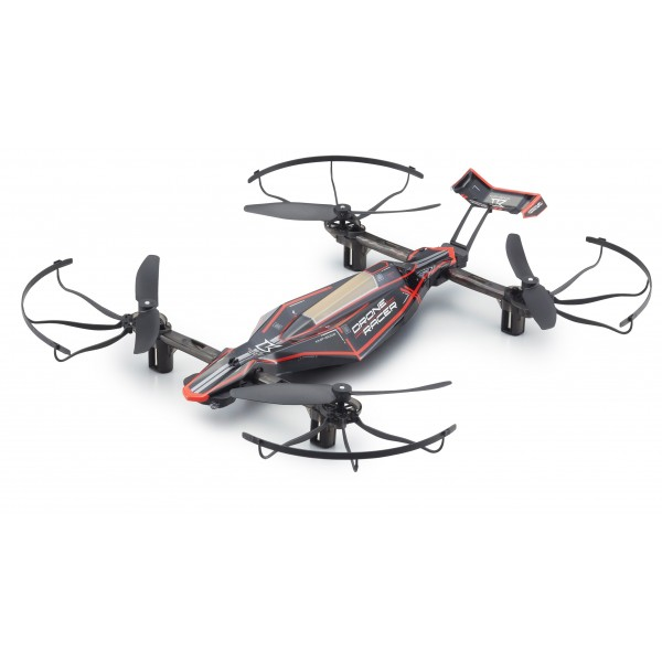 DRONE RACER ZEPHYR FORCE NERO READYSET (#2018-018)