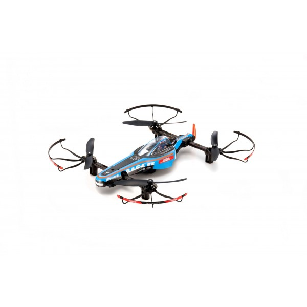 DRONE RACER B-POD ELECTRIC BLUE READYSET