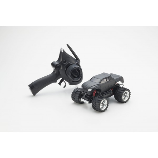 Mini-Z MONSTER EX MADFORCE NERO OPACO - 2WD - READYSET (KT18-ASF)