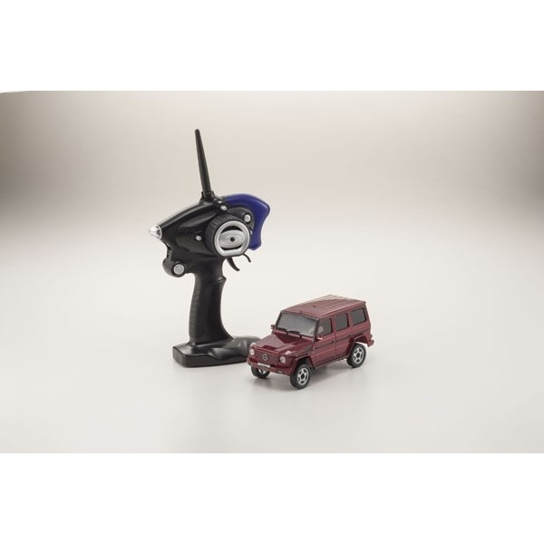 Mini-Z OVERLAND MV01 SPORTS MERCEDES G55L AMG ROSSA (KT19)