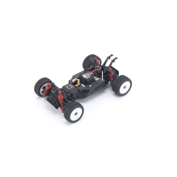 Mini-Z MB010 4WD 1/24 INFERNO MP9 TKI3 BIANCO/NERO - READYSET