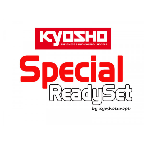Kyosho Inferno ST 3.0 1:8 RC Nitro Readyset c/Picco Rebel XL Engine
