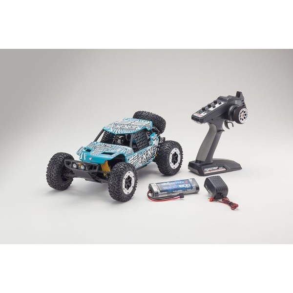 AXXE 1:10 EP BUGGY (KT231P) - T6 VERDE READYSET