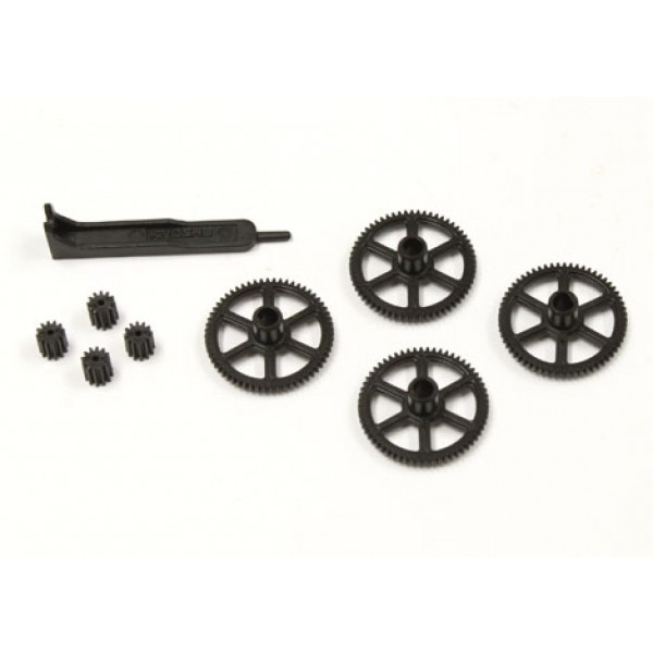 SET PIGNONI E CORONE DRONE RACER KIT)