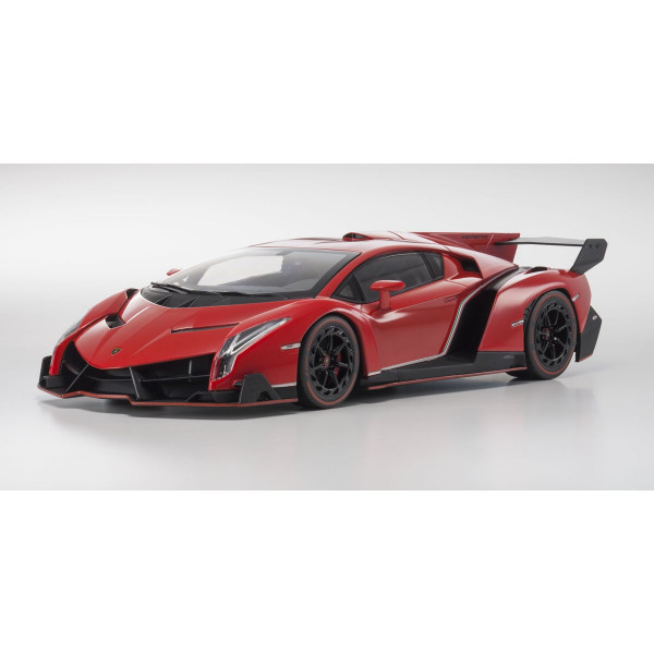 KYOSHO - 1/18 - LAMBORGHINI - VENENO 2013 - WITH ITALIAN STRIPES