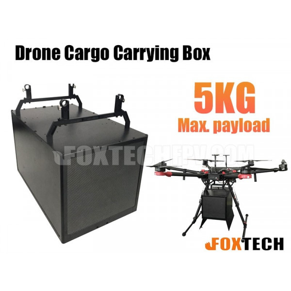 Foxtech Drone Cargo Carrying Box