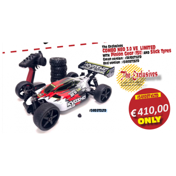 Kyosho  NEO 3.0VE T1 LIMITED *(C/IGTH & 15D)