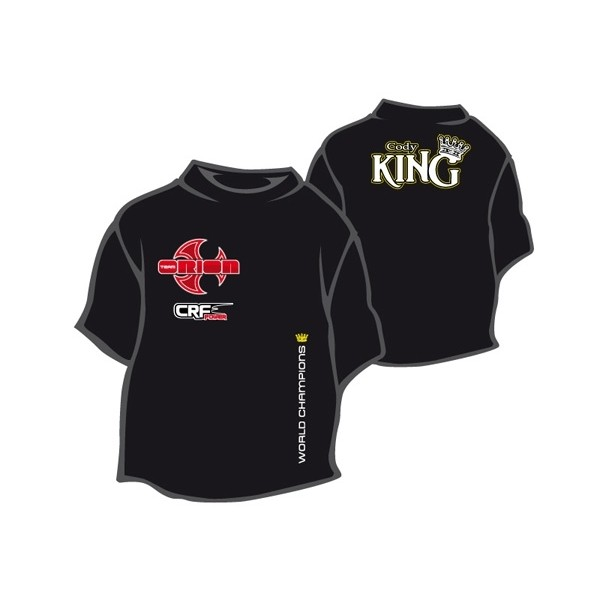 T-SHIRT TEAM ORION CODY KING - M