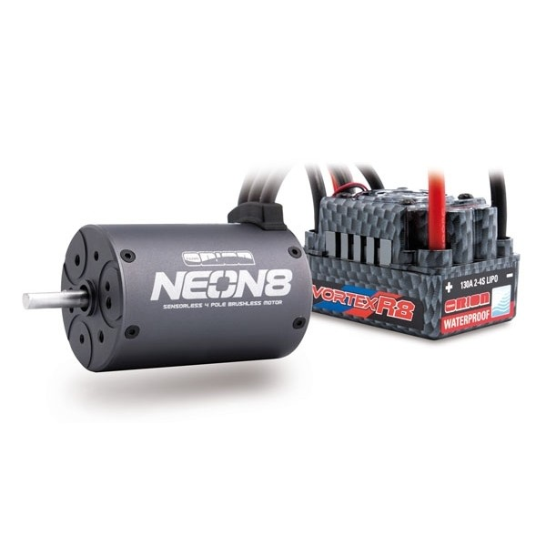 COMBO ORION NEON 8 (4P/2000KV/AXE 5MM/R8 WP 130A #65116)