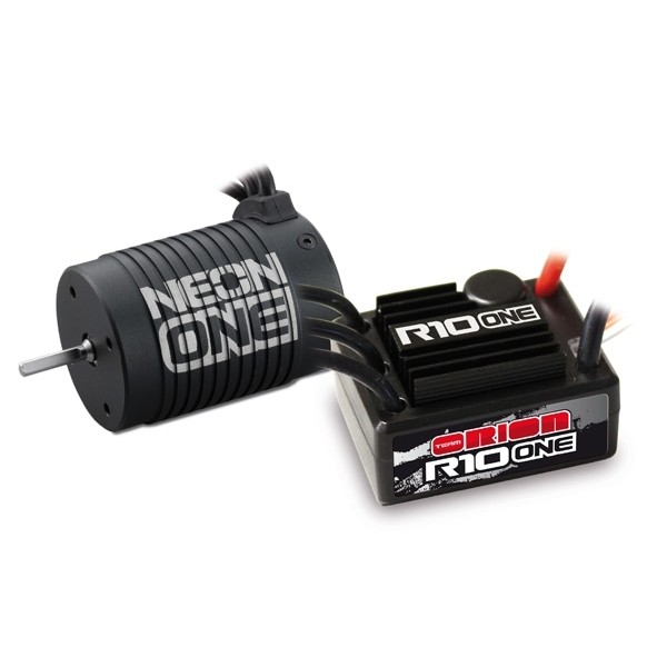 COMBO ORION NEON ONE BL TUNING 2700KV-45A (540-4P-SENSORLESS-DEANS)