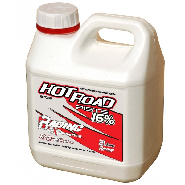 CARBURANTE HOTROAD PISTA 16% TEAM 2 L