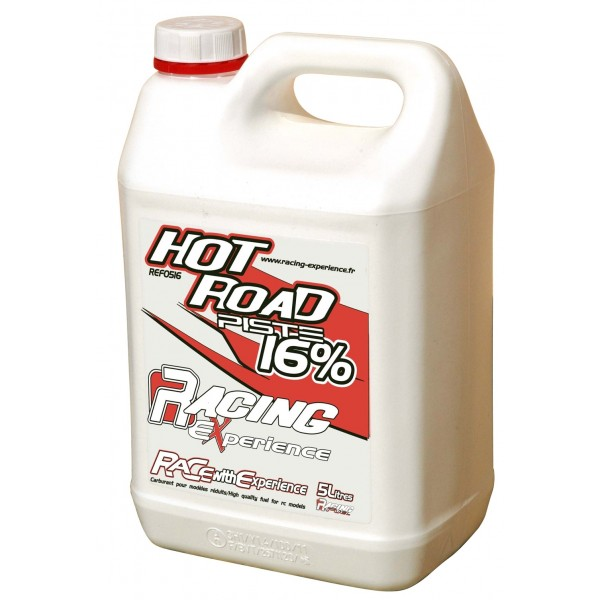 CARBURANTE HOT ROAD PISTA TEAM 16% 5 L