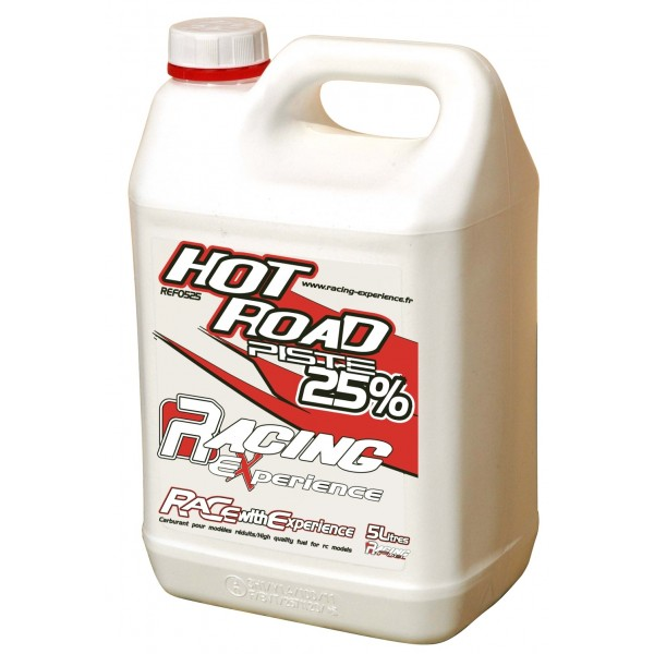 CARBURANTE PISTA 25% 5 L