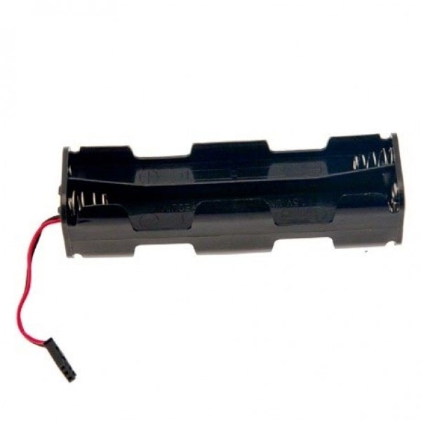 BATTERY HOLDER 6 X LR6 TX EXZES-X