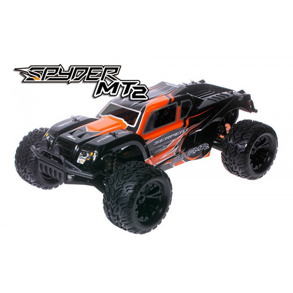 SERPENT SPYDER MT2 MONSTER 2WD 1/10 RTR