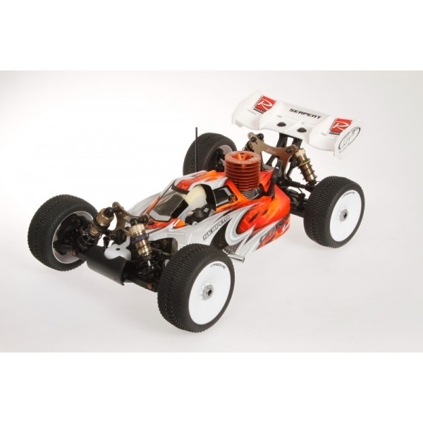SERPENT COBRA BUGGY B-GP 1/8 RTR TX DTS3