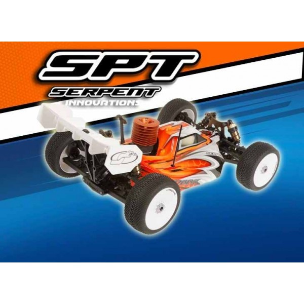 SERPENT COBRA BUGGY B-GP 1/8 RTR WITHOUT TX/RX