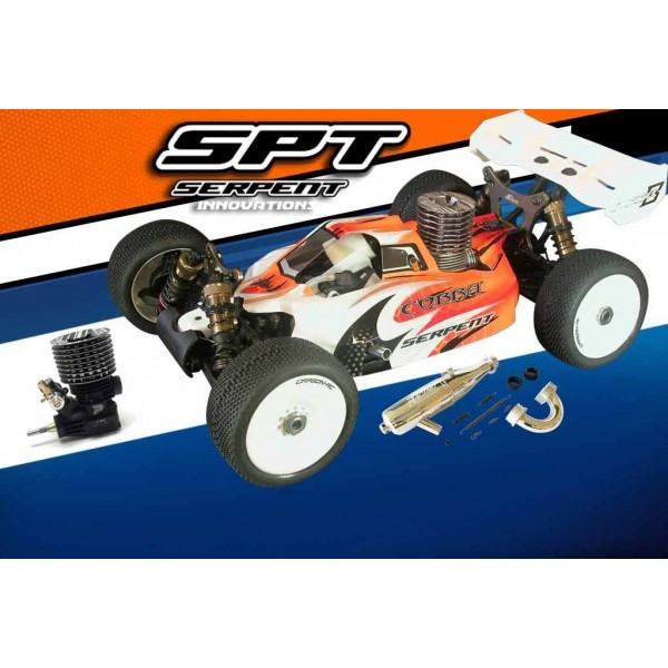 SERPENT BUGGY 1/8 811 COBRA  RTR WITH PICCO V1 STAR EFRA 2135