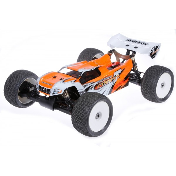 SERPENT COBRA E-TRUGGY 1/8 RTR