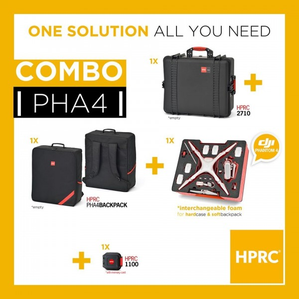 Combo for Phantom 4