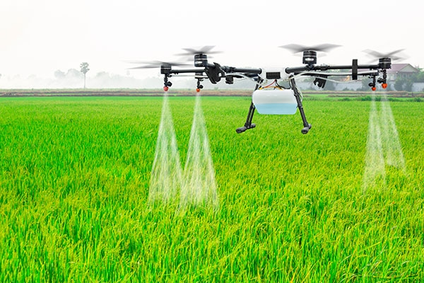 dpj drone project agricoltura